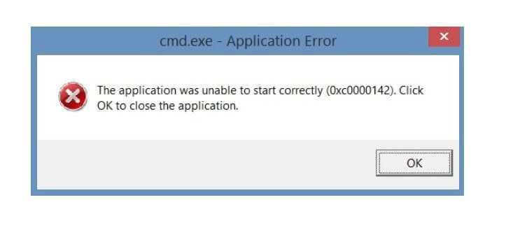 cs6servicemanager exe application error windows 10