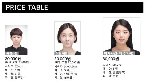 how to fill up korean visa application form