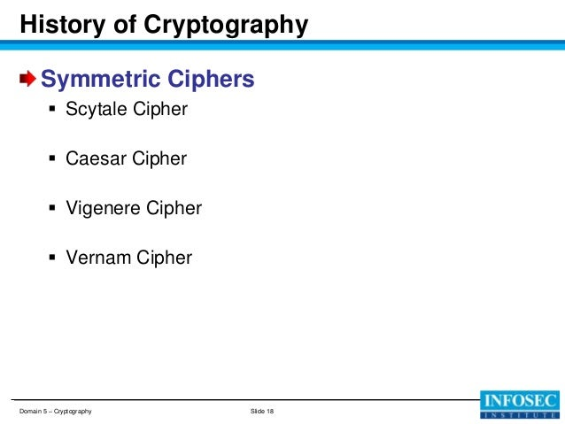 application of cryptography in military