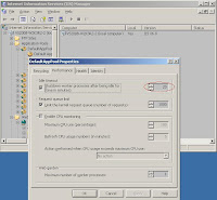how to set timer in asp net web application