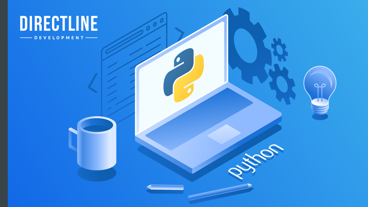 can we develop web application using python