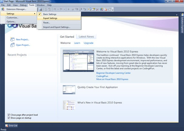visual basic for applications download office 2013