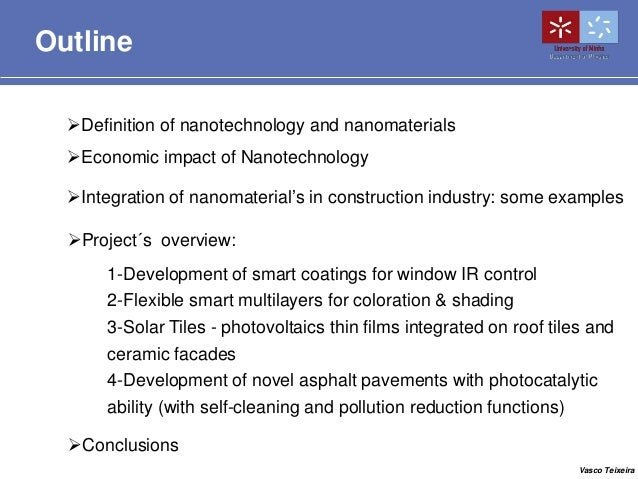 application of nanotechnology in environment