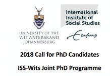 university of witwatersrand online application