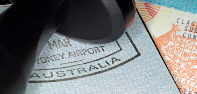 457 visa application fee 2017