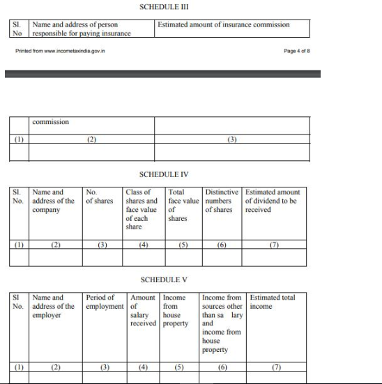 non resident tax file number application form