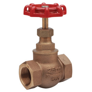 gate valve for steam application