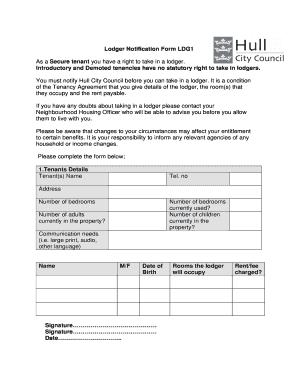 tenancy application form template nsw