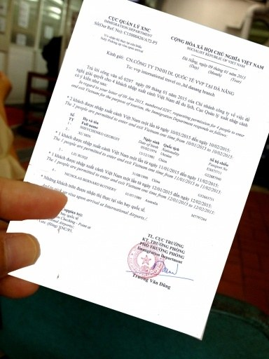 vietnam visa application form singapore