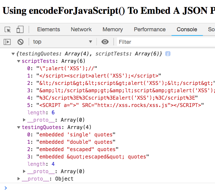 single page application examples javascript