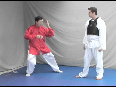 tai chi application for self defense