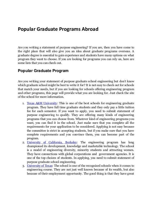 phd application statement of purpose
