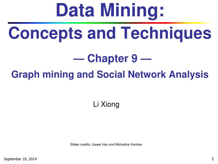 social network analysis methods and applications ppt