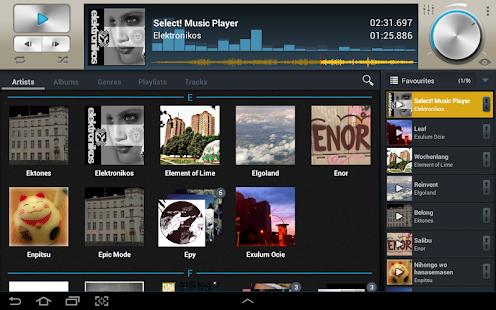 music manager desktop application google