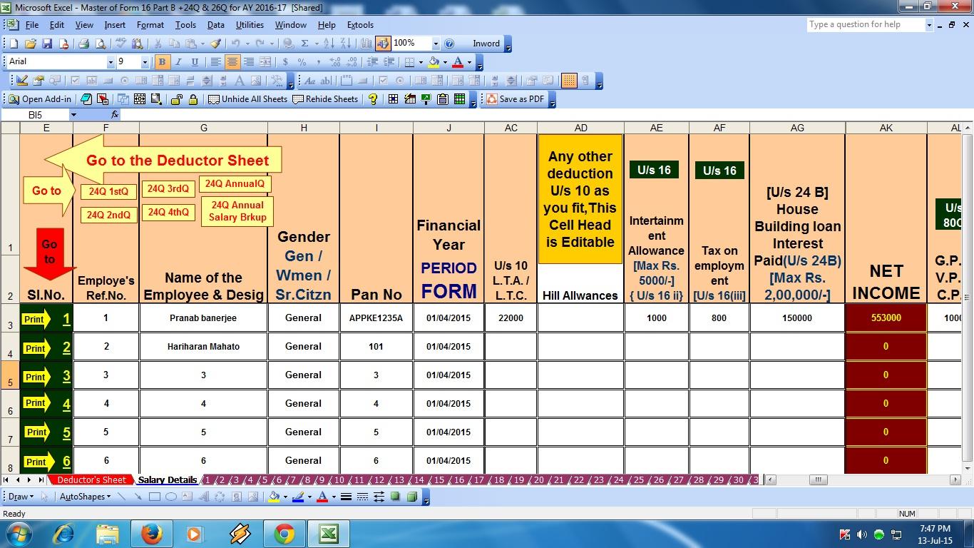 part b oci application form download