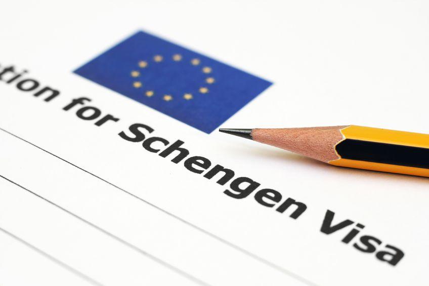 schengen visa online application vfs