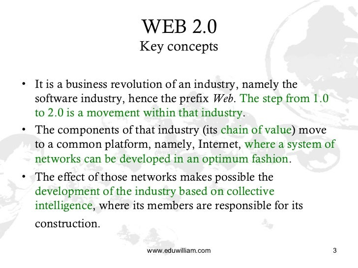 web 2.0 applications definition