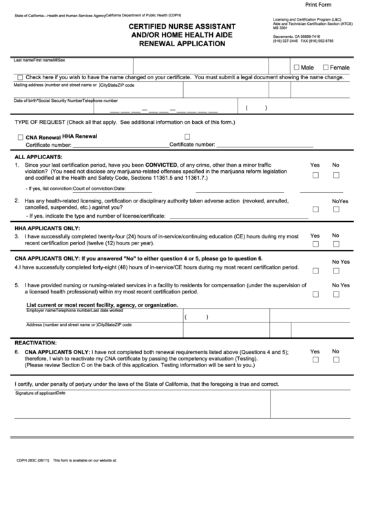 legal aid act application form