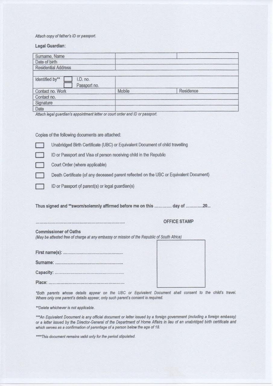 uk passport application form example