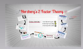 application of herzberg theory of motivation
