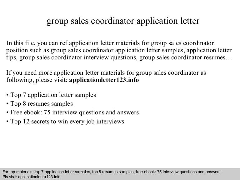 application letter for sales boy