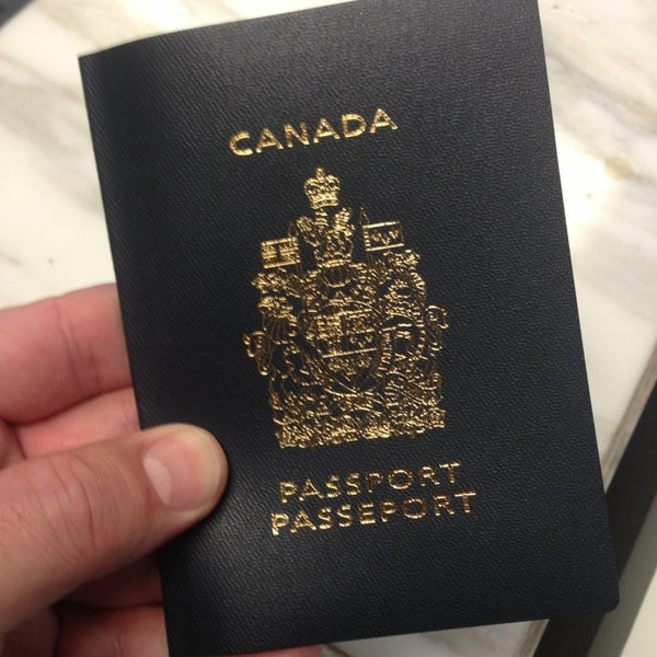 where can i get a canadian passport application