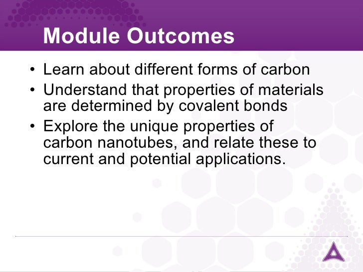potential applications of carbon nanotubes