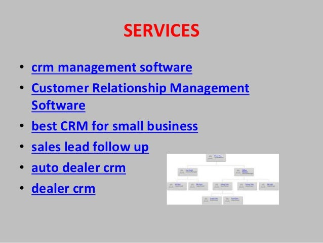 crm applications for small business