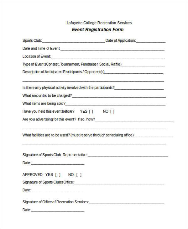 membership application form format in word