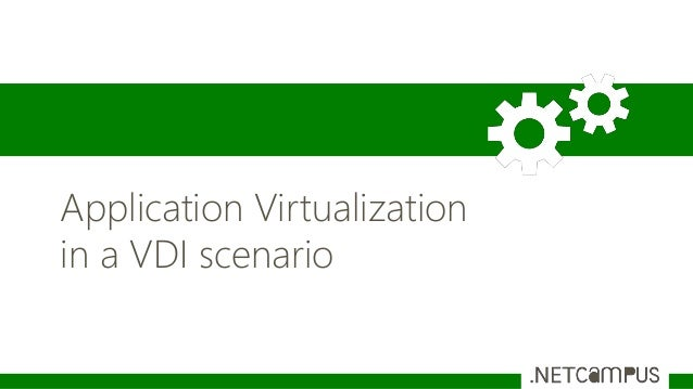 microsoft application virtualization for rds