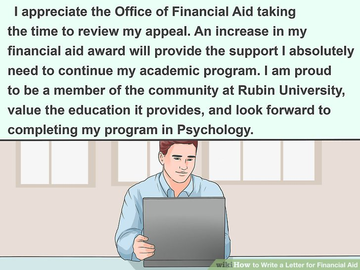 private school financial aid application