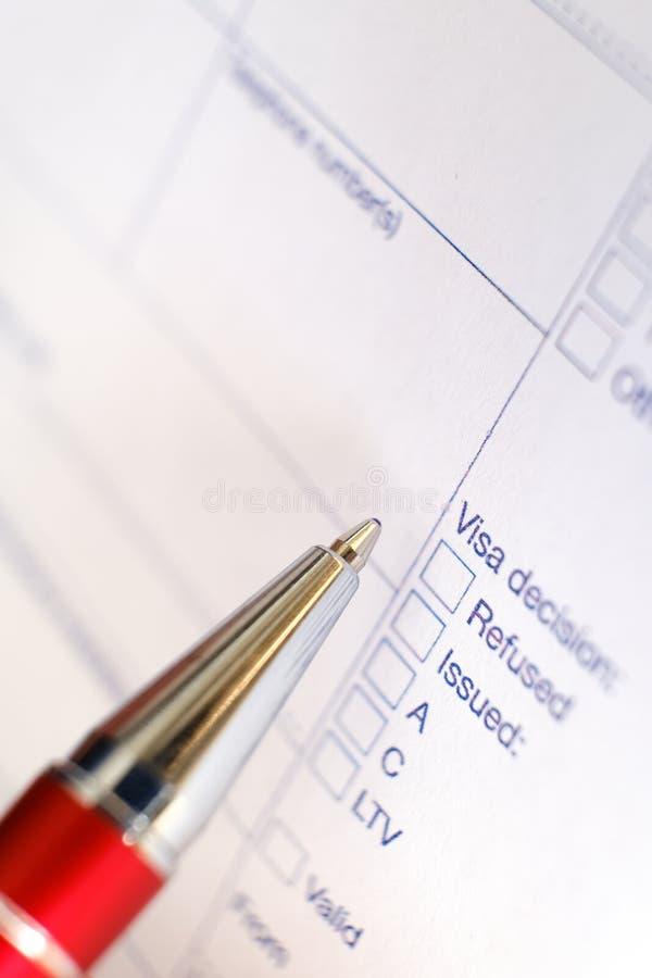 supplementary questionnaire for schengen visa applications