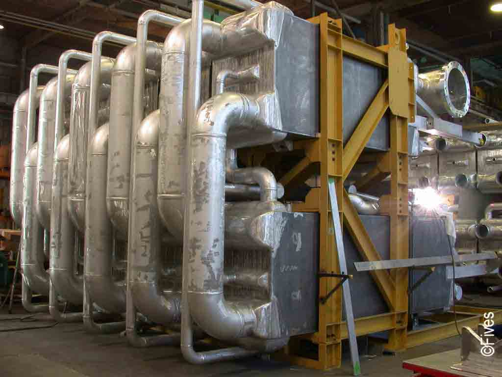 heat exchangers for cryogenic applications