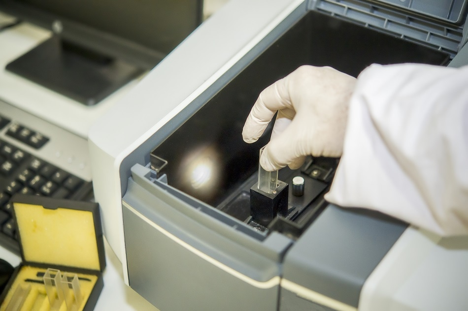 application of atomic absorption spectroscopy in clinical analysis
