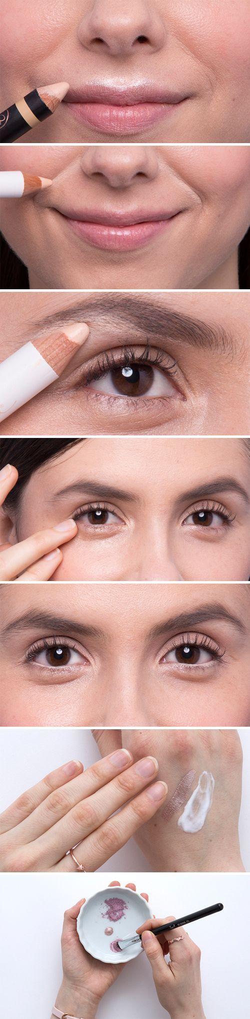 makeup application tips and tricks