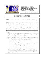 illinois action for child care application