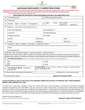 echs application form for pensioner