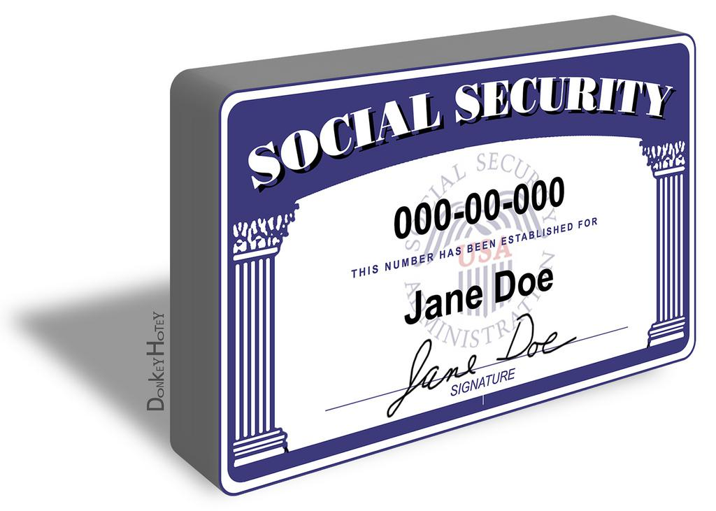 social security credit card application