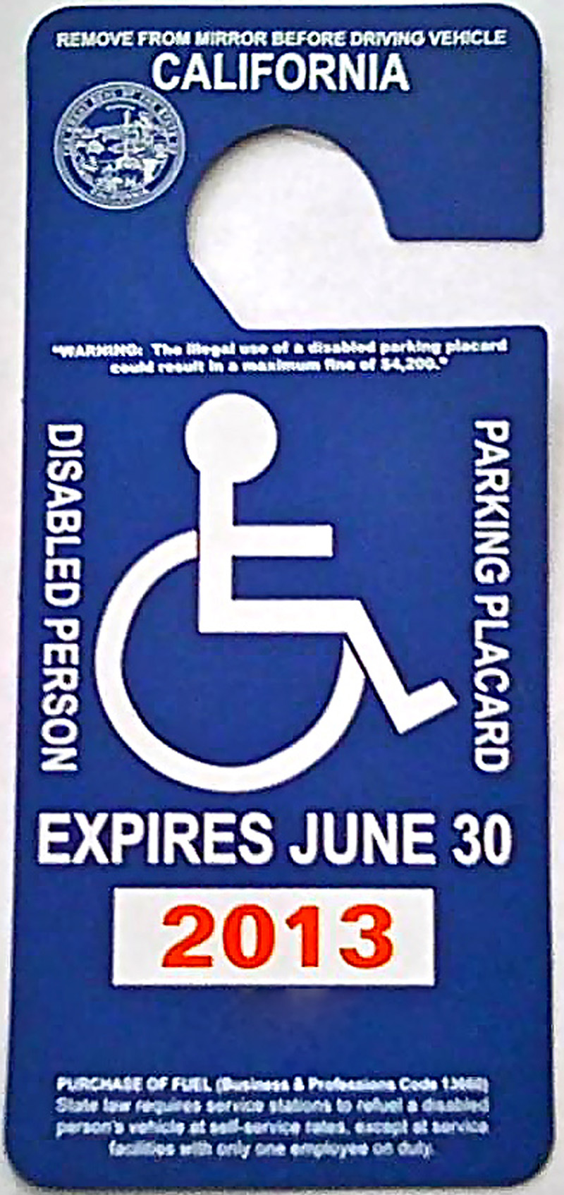 application for disability parking permit sa
