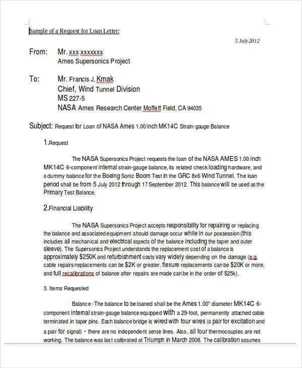 sample resume for business loan application