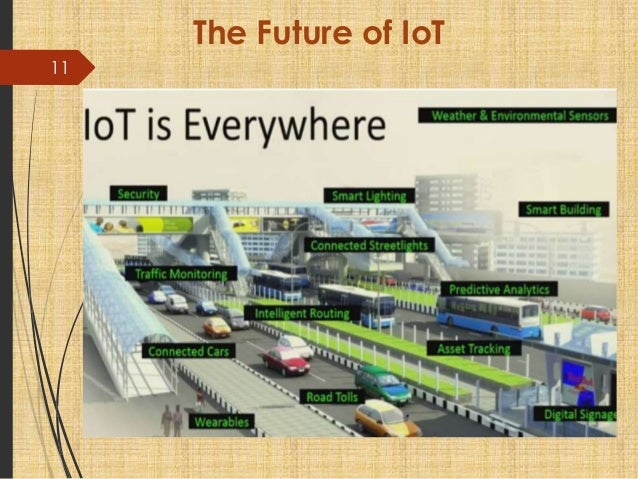 internet of things applications in agriculture ppt