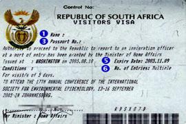 us visa application cape town