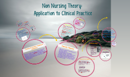 application of nursing theory to clinical practice