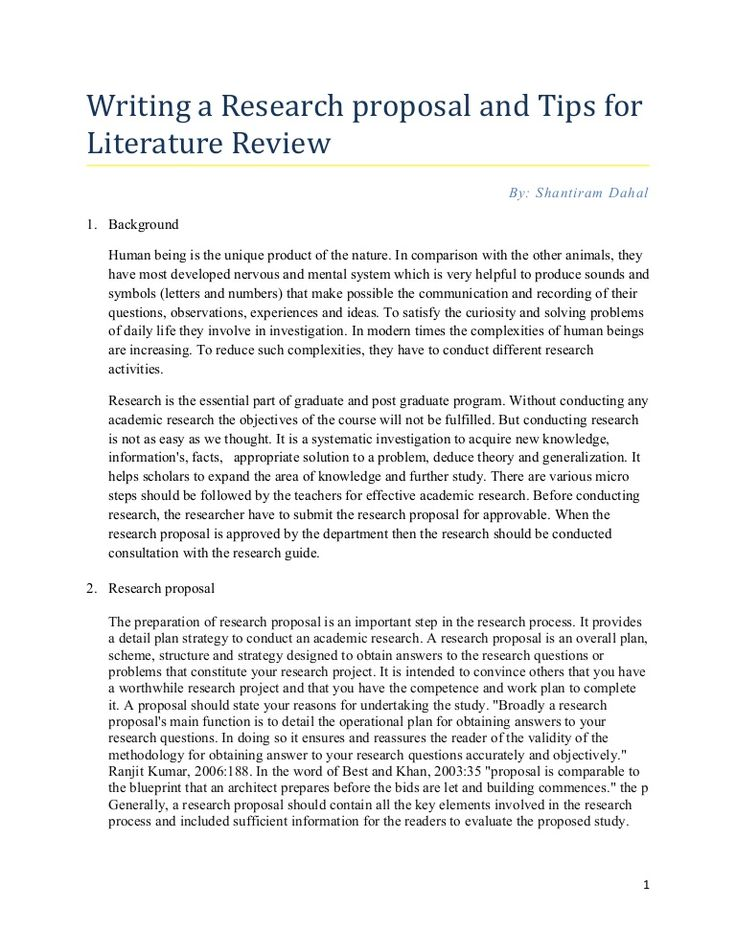 example of research proposal for phd application