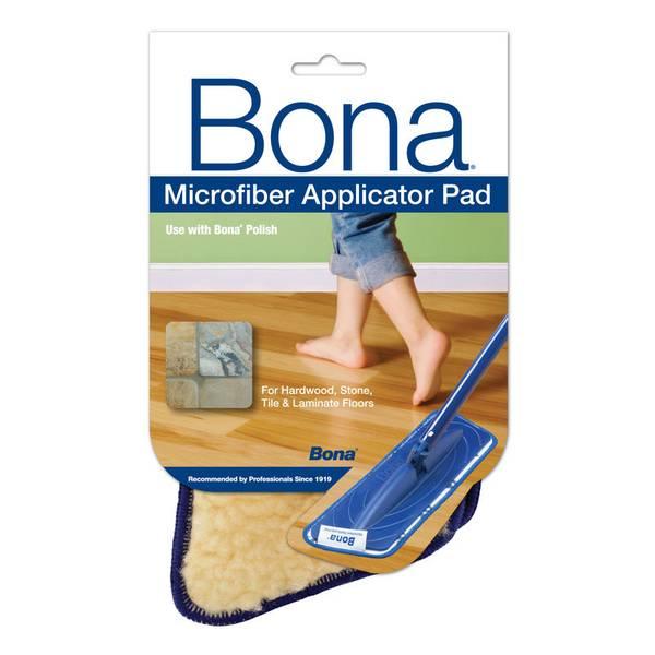 bona hardwood floor polish applicator pad