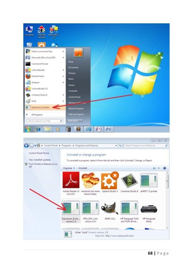 python desktop application development tutorial