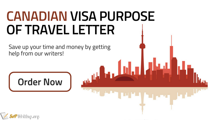 how to make travel itinerary for visa application