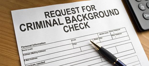 criminal record screening application wa