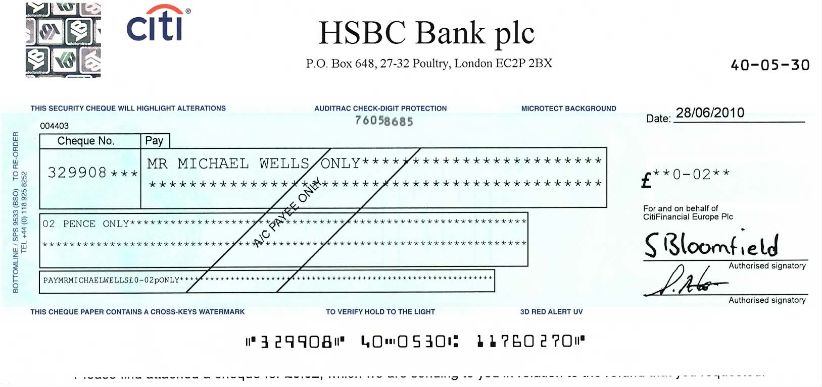hsbc credit card application status india