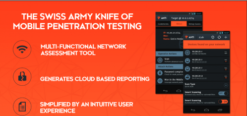 mobile application security testing tools
